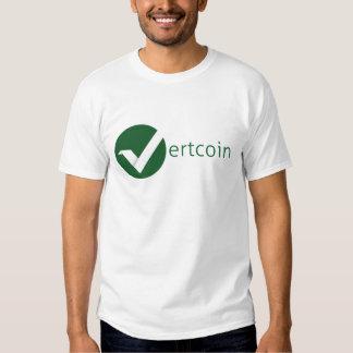 Camiseta básica de Vertcoin (VTC) Remera