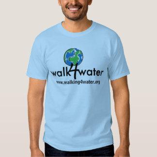 Camiseta básica de Walk4Water Playeras