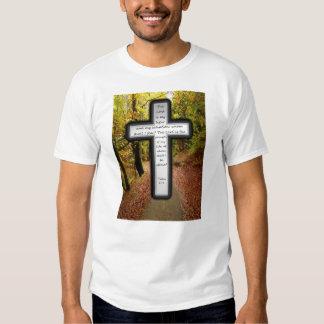 Camiseta básica del 27:1 del salmo poleras