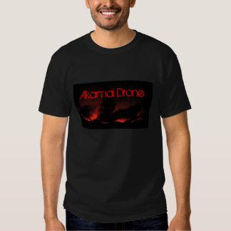 Camiseta básica del cielo ardiente remeras