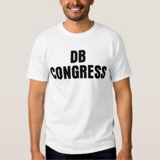 Camiseta básica del congreso del DB de la luz Remera