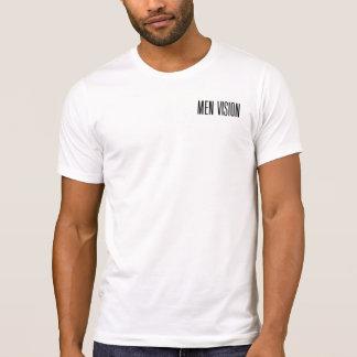 Camiseta básica del cuello barco de la ropa altern