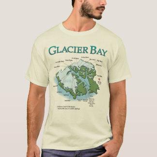 Camiseta básica del Glacier Bay 3