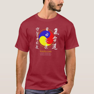 camiseta básica del kiaido