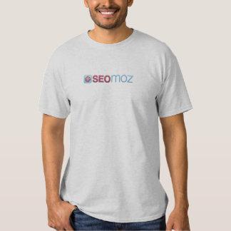 Camiseta básica del logotipo de SEOmoz Playeras