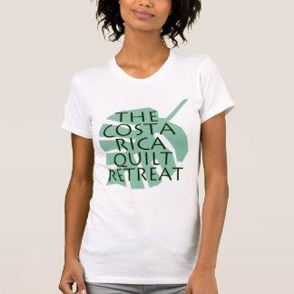 Camiseta básica del retratamiento