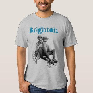 Camiseta básica GAY de BRIGHTON (LGBT Reino Unido) Polera