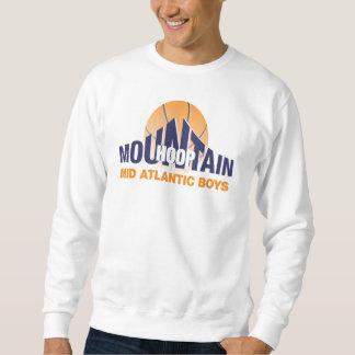 Camiseta básica - montaña mediados de Atlántico Sudadera