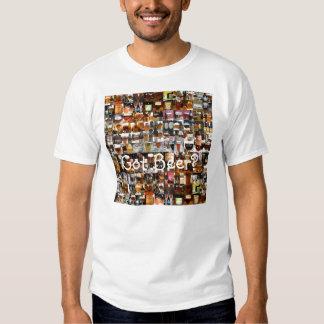 Camiseta belga de 100 cervezas remera