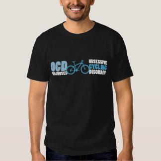 Camiseta Biking de la montaña Playeras