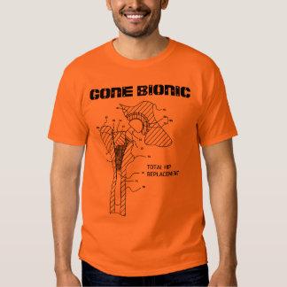 """Camiseta """"BIONIC"""" IDA del reemplazo de la cadera Remeras"""