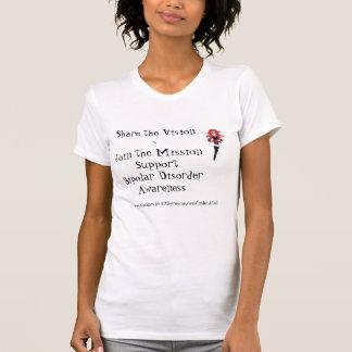 Camiseta bipolar de la conciencia del polluelo