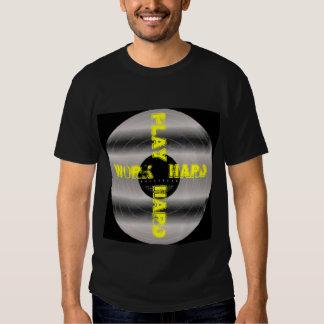 Camiseta Black Money Corp Polera