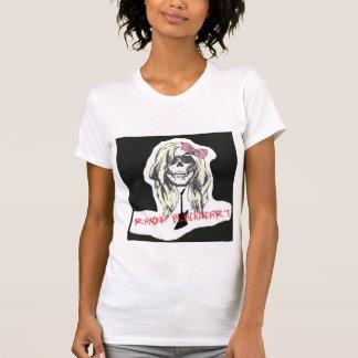 Camiseta Blackheart del cráneo de Ramona