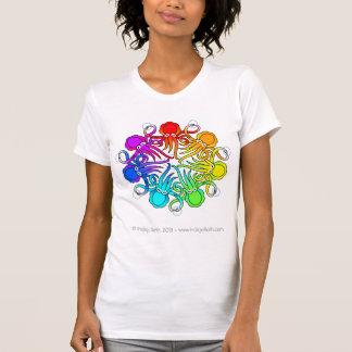 Camiseta blanca 2013 de CephNet (TM) Playeras