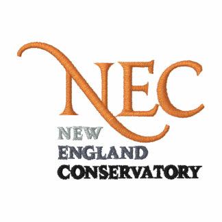 Camiseta blanca bordada NEC (varón)