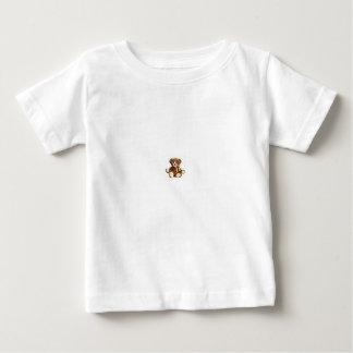 Camiseta blanca con diseño del oso