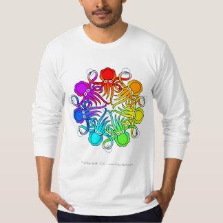 Camiseta blanca de CephNet (TM) Polera