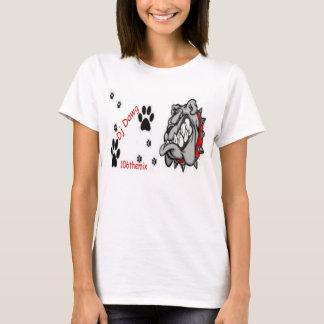 Camiseta blanca de DJ Dawg