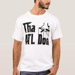 Camiseta blanca de Tha ATL Don