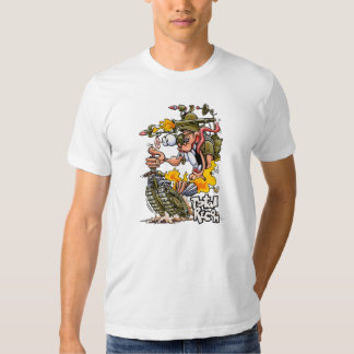 Camiseta blanca renovada total camisas