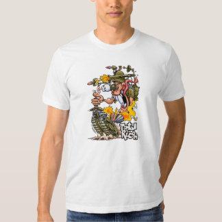 Camiseta blanca renovada total playera