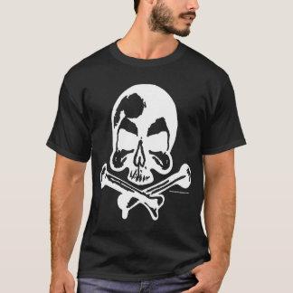 Camiseta Blk101ss del cráneo de Marc Vachon OG