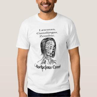 Camiseta Bodacious del credo Playeras