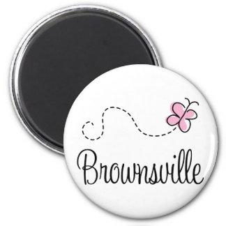 Camiseta bonita de Brownsville Tejas Imán Para Frigorífico