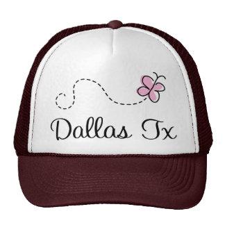 Camiseta bonita de Dallas Tejas Gorro De Camionero