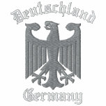 Camiseta bordada Alemania de Deutschland