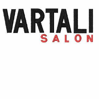 Camiseta bordada de las señoras de Vartali 10
