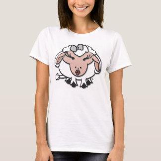 ¡camiseta Borde-pequenita! Playera