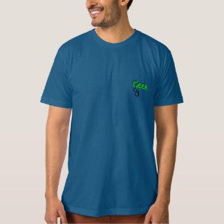 Camiseta bordeada cuerno sombreada Chique de los Remera