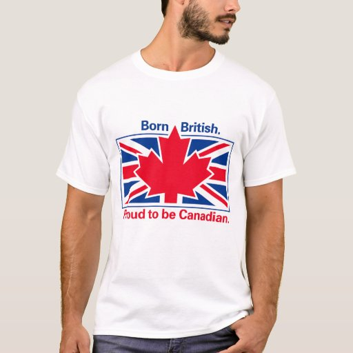 Camiseta británica llevada Maplejack