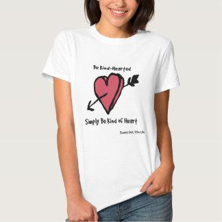 Camiseta Bueno-Hearted Playera