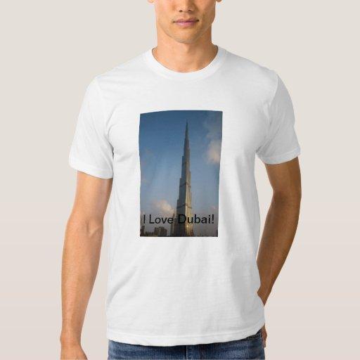 Camiseta Burj Khalifa Playera