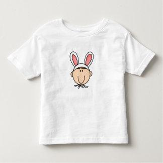 Camiseta cabelluda del conejito de Brown del