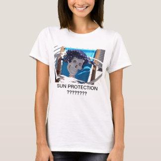 Camiseta cabida bañista esquelético de Sun