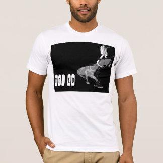 Camiseta cabida blanco de HLAH