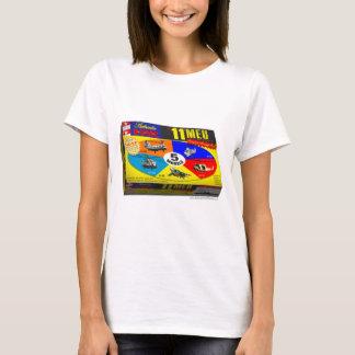 Camiseta cabida caja modelo de MEU