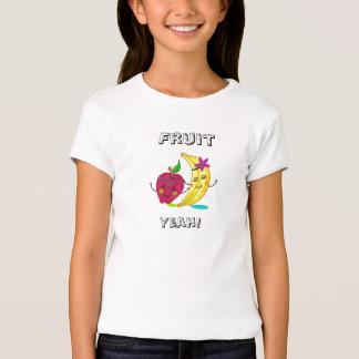 Camiseta cabida de la muñeca de los chicas de la remera