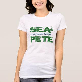 """Camiseta cabida favorito de """"Mar-Pete"""" de las"""