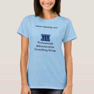 Camiseta cabida para mujer