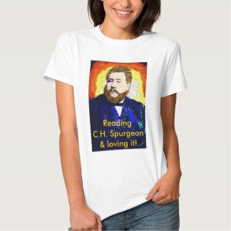 Camiseta cabida Spurgeon esencial #1 de la muñeca Camisas