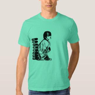 Camiseta cabida unisex polera
