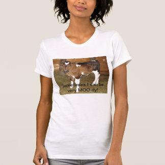 Camiseta cambiante