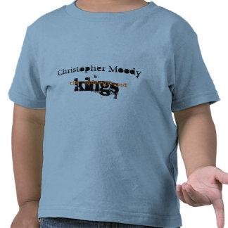 Camiseta cambiante de Christopher del niño