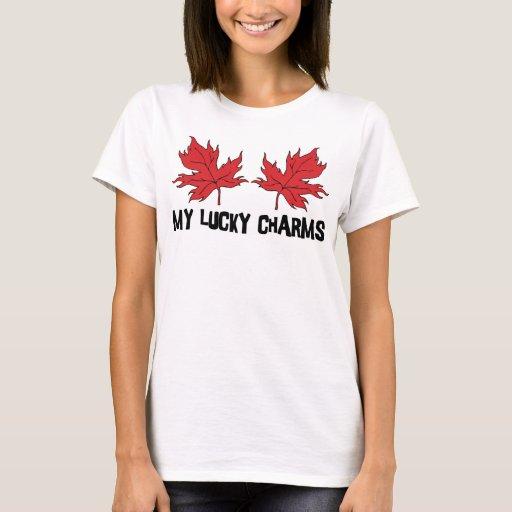 Camiseta canadiense