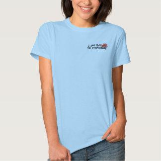 Camiseta candente de las señoras de Frank Polera